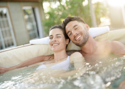 Oakgrove Elm hot tub 2